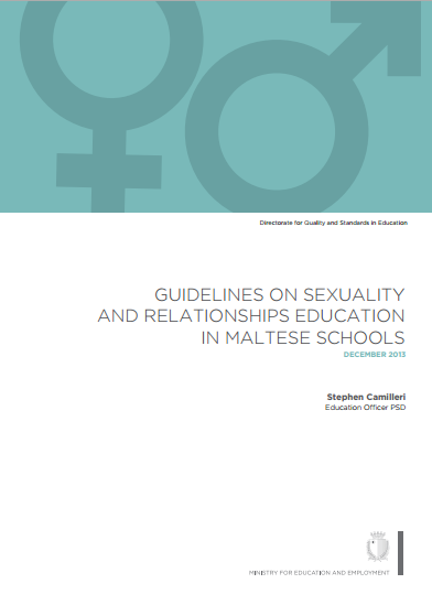 publications sexuality education